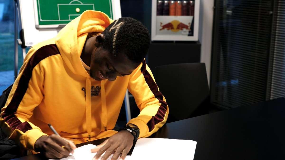 Officiel : Ibrahima Konaté prolonge à Leipzig