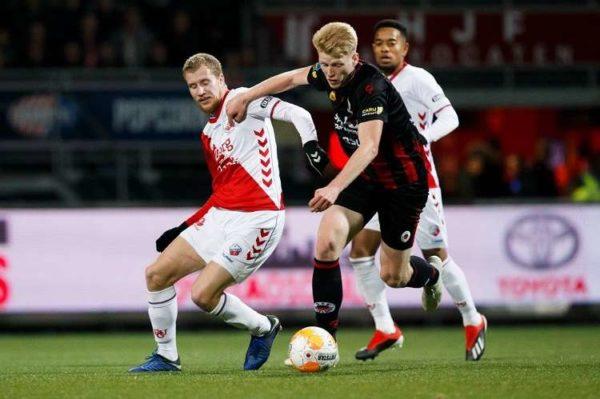L'Udinese cible un jeune néerlandais