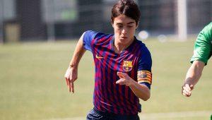 Manchester City lorgne sur une jeune pousse du Barça