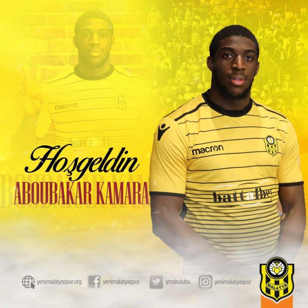 Fulham annonce le départ d'Aboubakar Kamara !