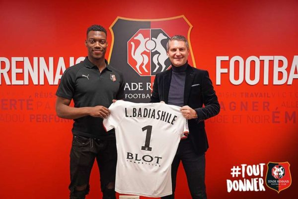 Officiel : Loïc Badiashile rejoint le Stade Rennais !