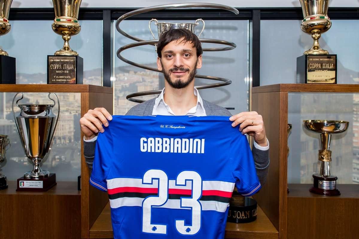 Officiel : Gabbiadini à la Samp'