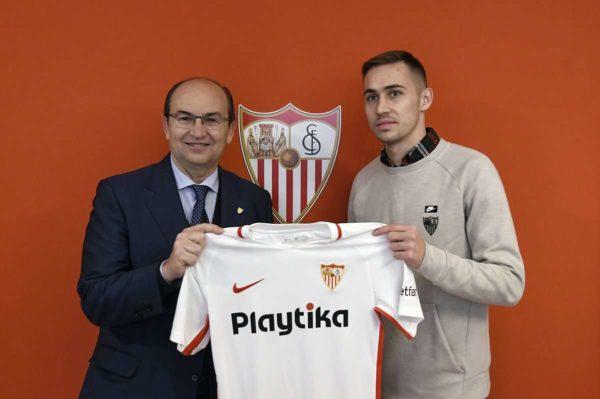 Officiel : Marko Rog prêté au FC Séville