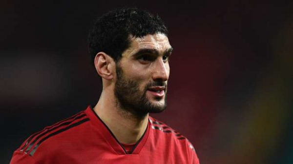 Manchester United : Fellaini rejoint la Chine