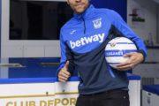 Officiel : Martin Braithwaite prêté à Leganès