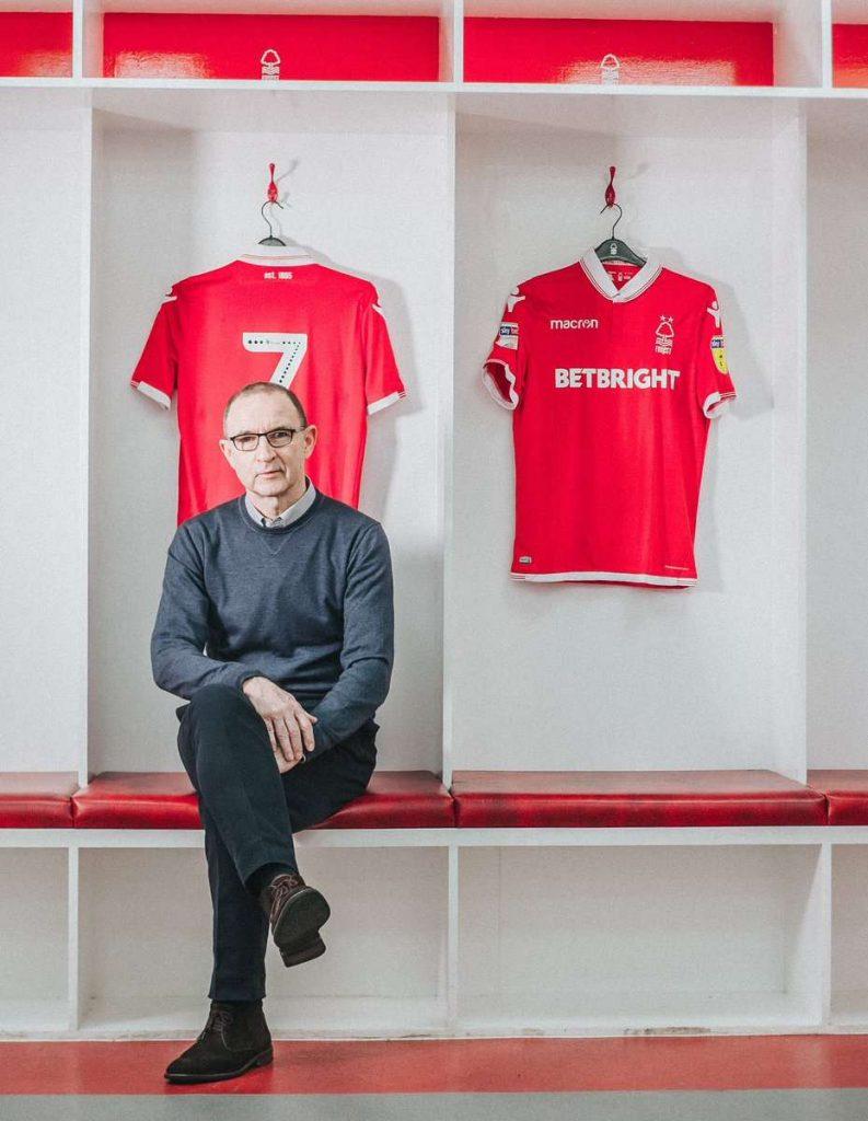 Officiel : Martin O'Neill est le nouveau manager de Nottingham