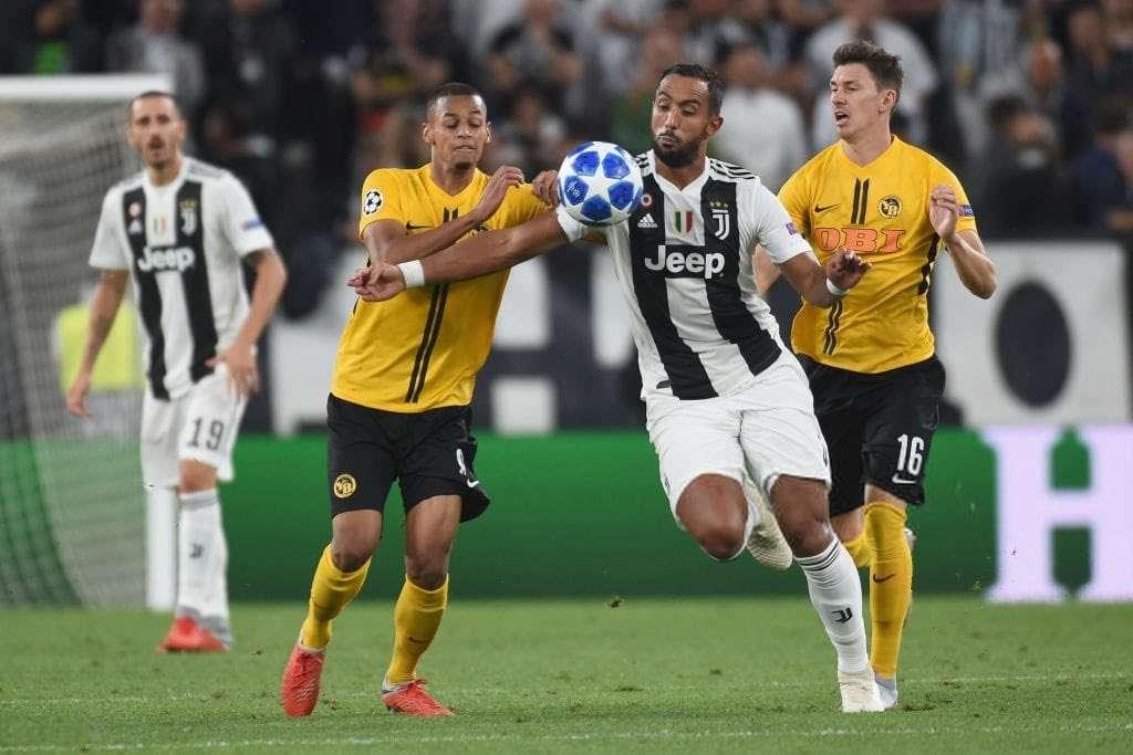Juventus : une piste exotique pour Benatia