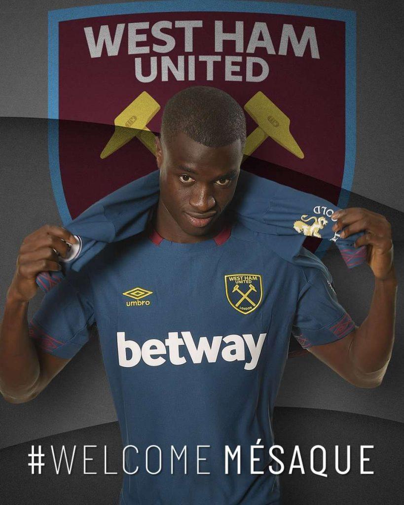 Officiel : West Ham signe un jeune portugais