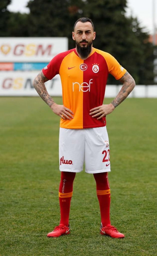 Officiel : Mitroglou rejoint Galatasaray