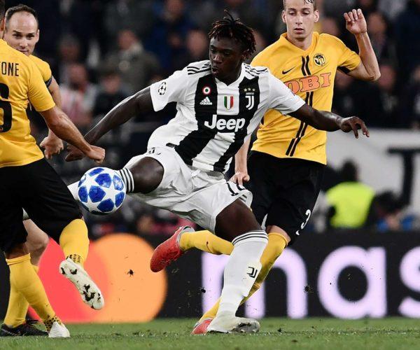 Juventus : Kean vers un prêt au Chievo ?