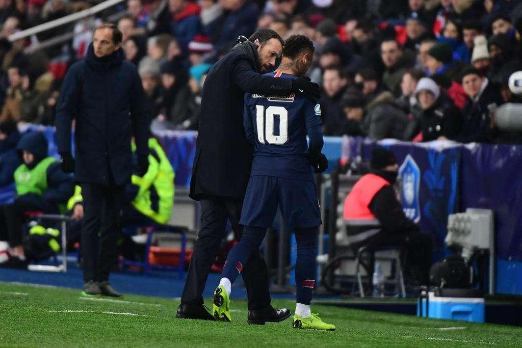 La durée d'indisponibilité de Neymar est connue !
