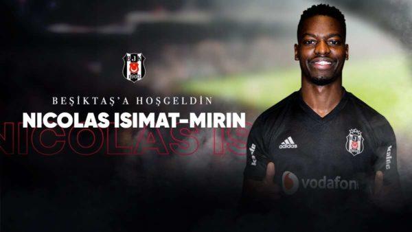 Officiel : Isimat-Mirin signe à Besiktas
