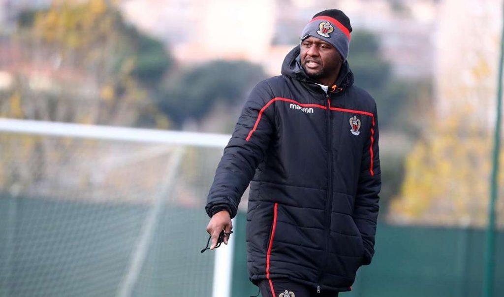 OGC Nice : Vieira ne partira pas