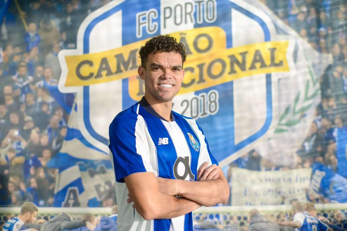 Officiel : Pepe revient à Porto