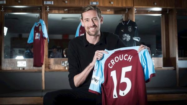 Officiel : Crouch signe à Burnley