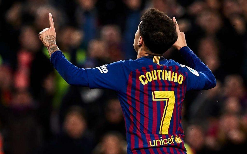 Un duel nord londonien pour Philippe Coutinho