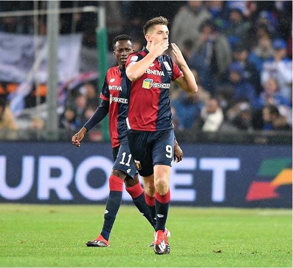 Le Milan AC connait le prix à débourser pour Piatek
