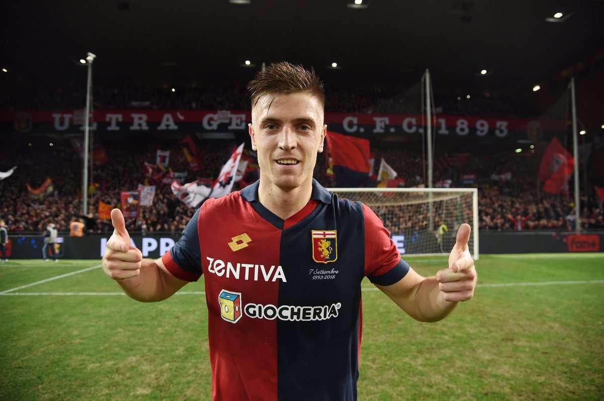 Le Genoa refuse 40M€ pour Piatek !