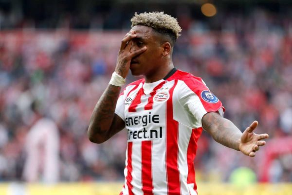 Officiel : Accord entre le PSV et Steven Bergwijn