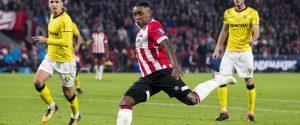 PSV : des gros clubs européens sur Bergwijn