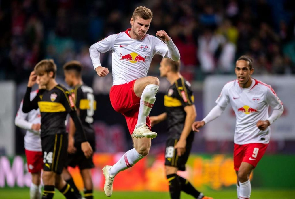 Dortmund défie le Bayern Munich pour Werner