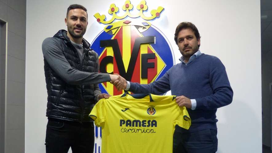 Officiel : Vicente Iborra signe à Villareal