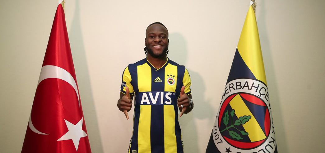 Officiel : Victor Moses rejoint Fenerbahçe