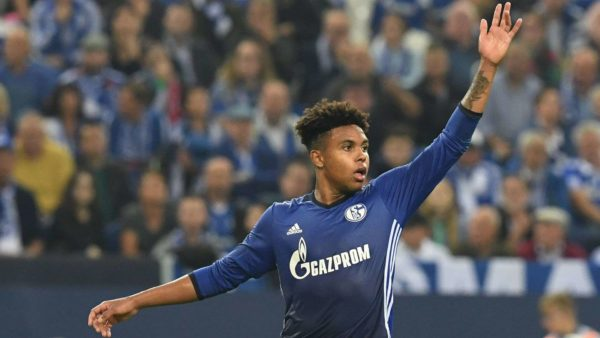 Officiel : Schalke 04 blinde McKennie
