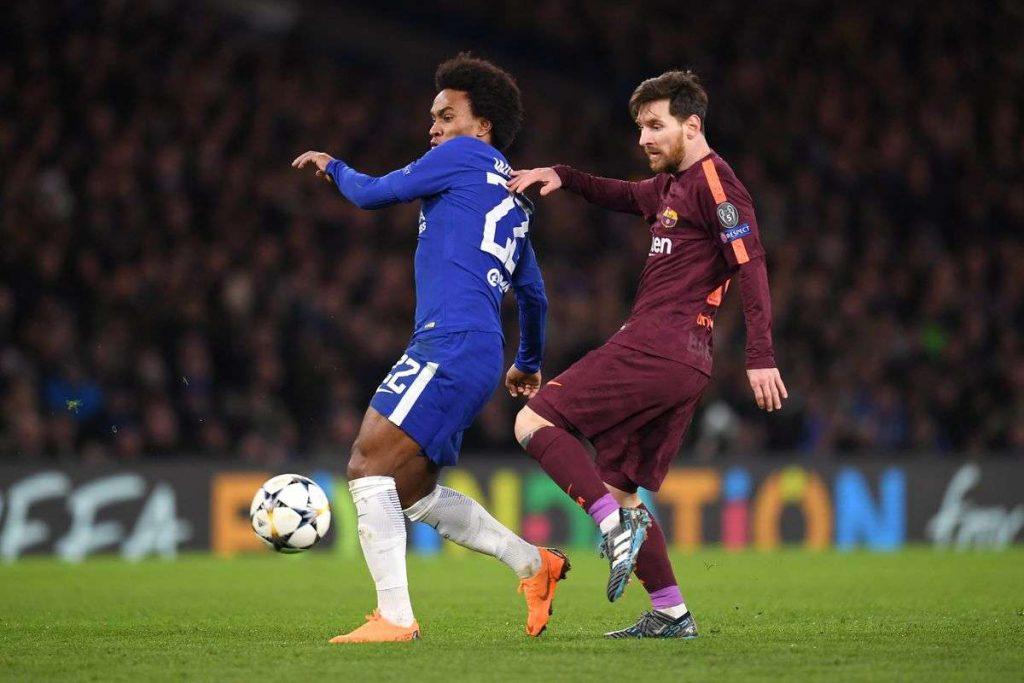 Higuain bientôt à Chelsea ? Willian au Barça ?