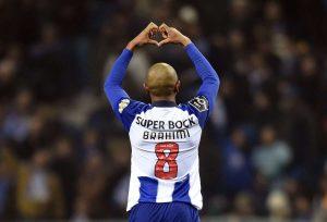 FC Porto : Une nouvelle touche en Italie pour Brahimi