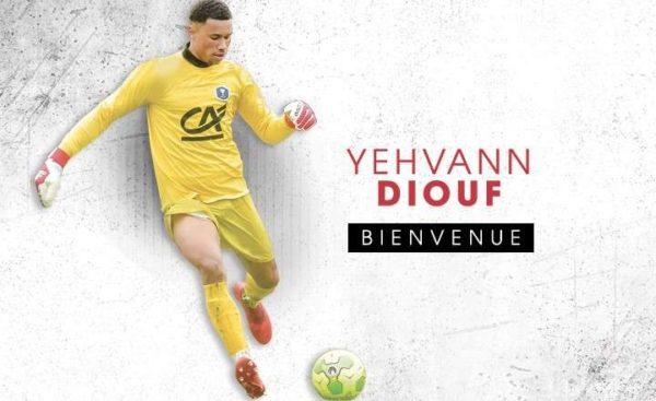 Diouf a signé à Reims !