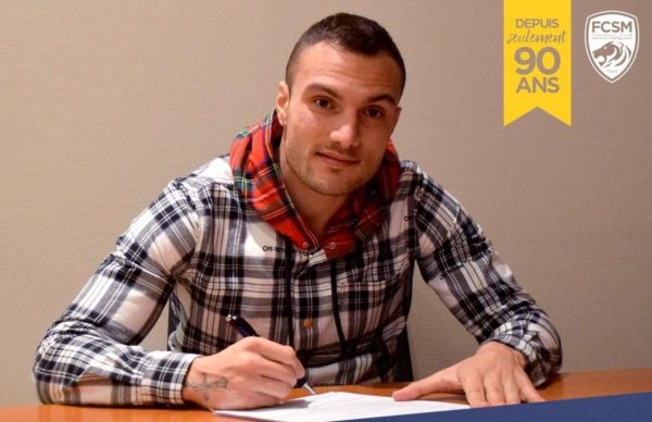 Officiel : Yohan Mollo rejoint Sochaux !