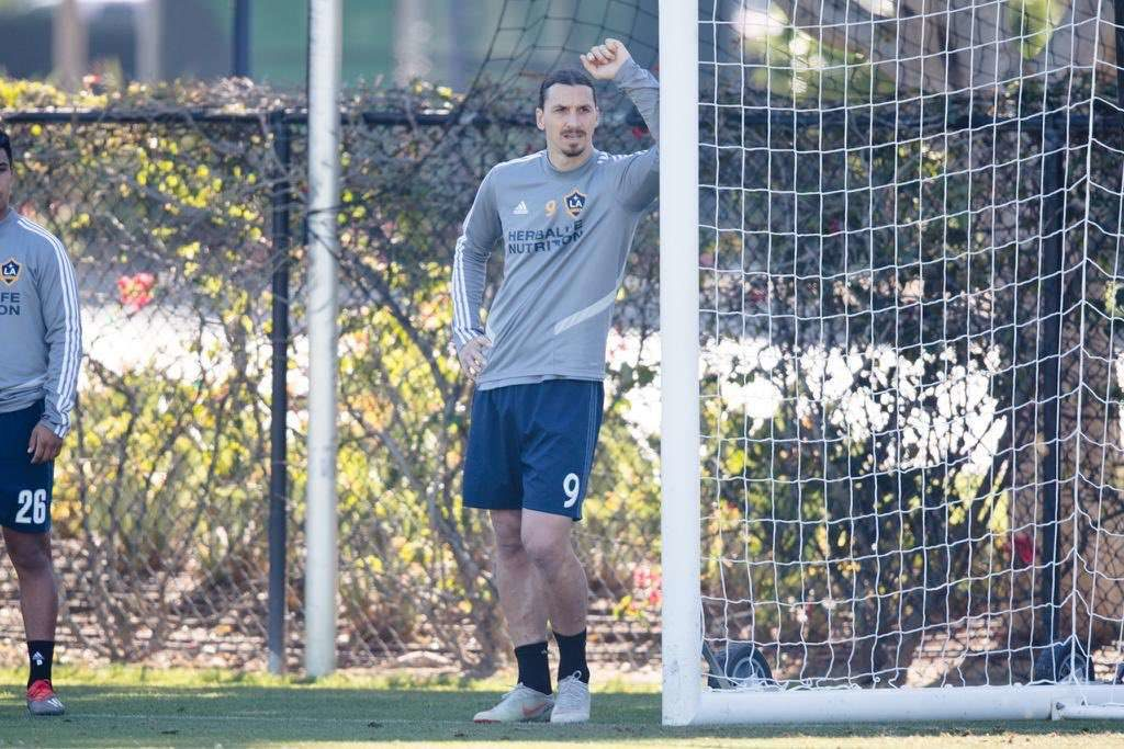 Zlatan Ibrahimovic interpelle Carlo Ancelloti