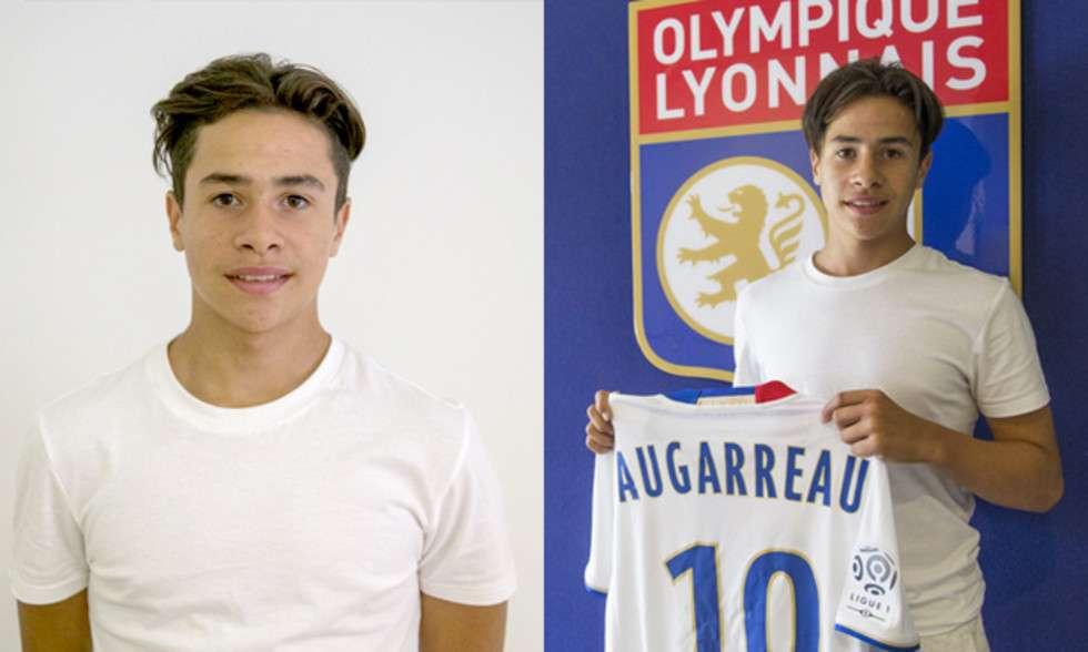 L'OL veut sécuriser trois jeunes espoirs du club