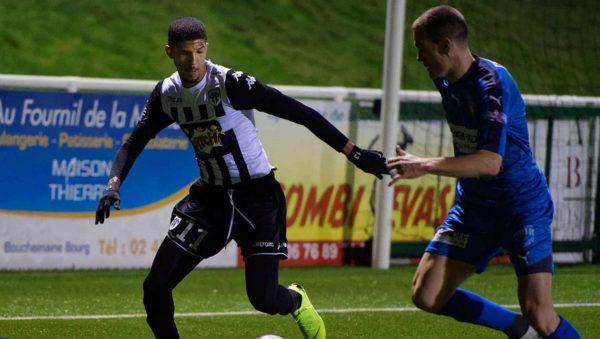 Officiel : Dorian Bertrand quitte Angers pour la Ligue 2