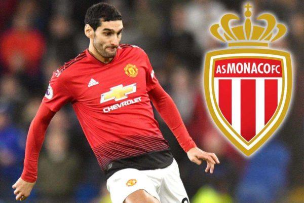 Monaco cible un remplaçant de Manchester United