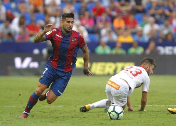 Officiel : Garcia quitte Levante