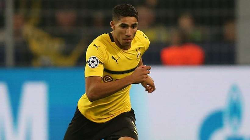 Le Real Madrid observe Hakimi