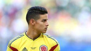 Real Madrid : James Rodriguez d'accord avec un club anglais ?