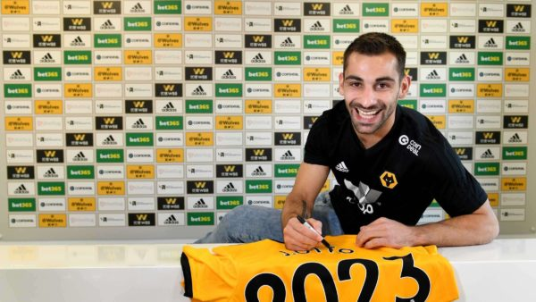 Officiel : Wolverhampton signe définitivement Jonny Castro