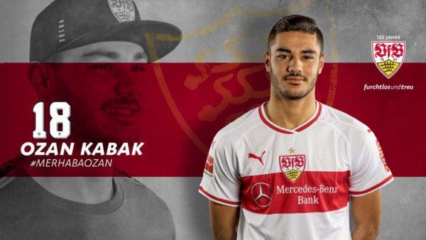 Officiel : Kabak débarque bien à Stuttgart
