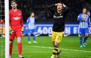 Dortmund : Kagawa va rejoindre l'Espagne