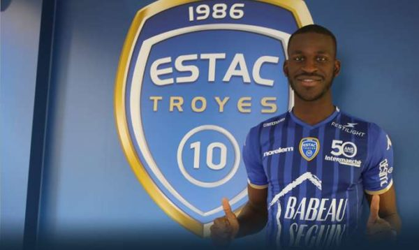 Officiel : Un joueur du Sporting signe à Troyes
