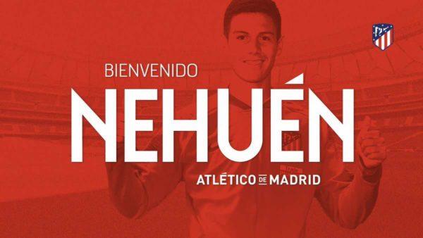 Officiel : Une arrivée et un départ à l'Atletico !