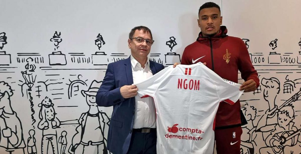 Officiel : Ngom quitte Nantes