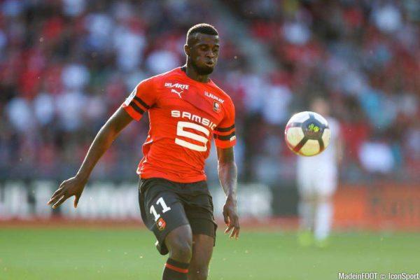 Stade Rennais : le club n'a aucune offre pour Mbaye Niang