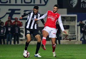 Milan AC : deux joueurs de Braga observés