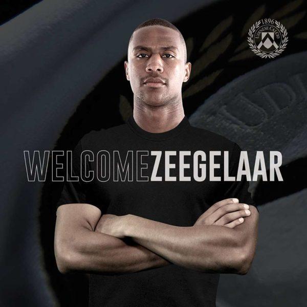 Officiel : Zeegelaar prêté en Italie