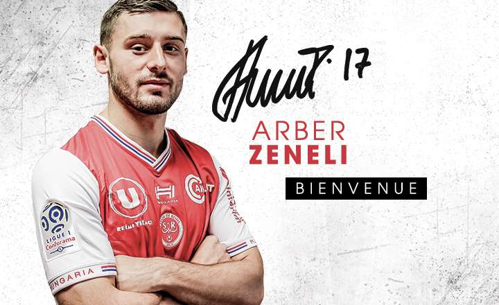 Officiel : Zeneli signe à Reims