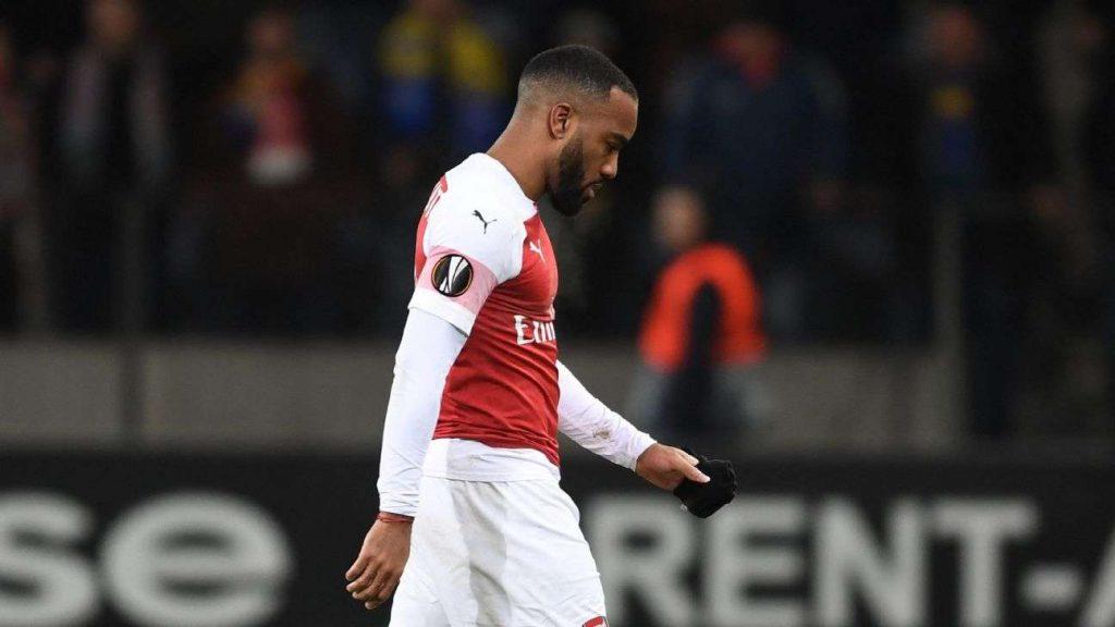 Rennes-Arsenal : Stéphan supris par la réduction de suspension de Lacazette